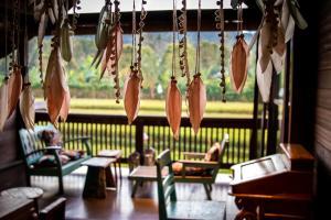 Restaurant ou autre lieu de restauration dans l'établissement Sanak Retreat Bali