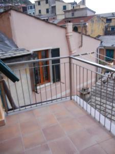Balcon ou terrasse dans l'établissement Rina Rooms
