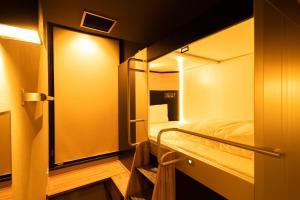 グローバルキャビン横浜中華街 (ドーミーインチェーン)にある二段ベッド