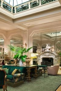 A restaurant or other place to eat at Grand Hotel et de Milan - The Leading Hotels of the World