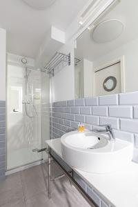 Ванная комната в Anchor House Sopot