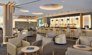 A restaurant or other place to eat at Melia Costa del Sol