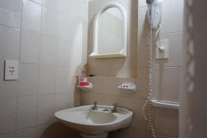 Un baño de Apart Flavia