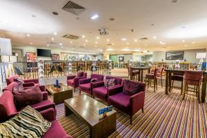 A restaurant or other place to eat at Daresbury Park Hotel & Spa