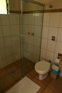 Um banheiro em Hotel Fazenda São Francisco