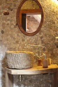 A bathroom at Steirisch Ursprung