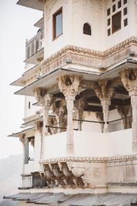 RAAS Devigarh during the winter