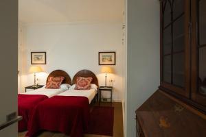 Cama o camas de una habitación en Veoapartment Mateos Gago 2D