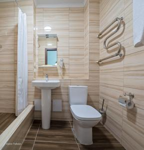 Ванная комната в Ural Tau r