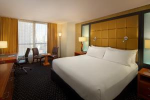 A bed or beds in a room at Millennium Hotel Broadway Times Square