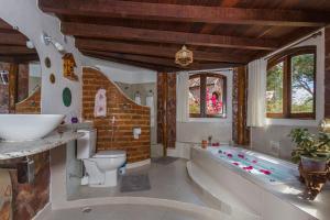 Um banheiro em Castelar da Alvorada