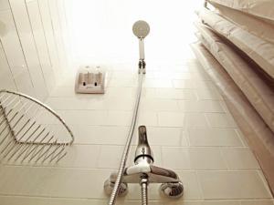 Ein Badezimmer in der Unterkunft Dream Lodge