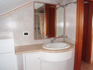 A bathroom at Villino Rosalia