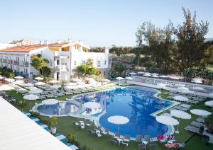 A view of the pool at Coral Compostela Beach Golf or nearby