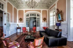 Zona de estar de Villa Alexandrino