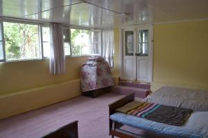 Cama ou camas em um quarto em Mini Hostel at OLD HOUSE