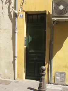 The facade or entrance of Le Logis Vendôme