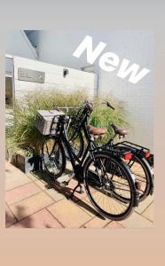Vélo sur le terrain de l'établissement ELSK Cottage ou dans les environs