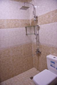Um banheiro em Firuze Hotel & Restaurant