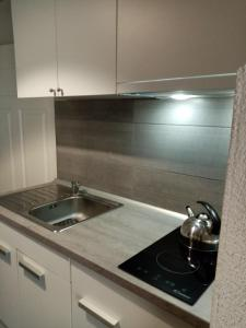 A kitchen or kitchenette at Welch
