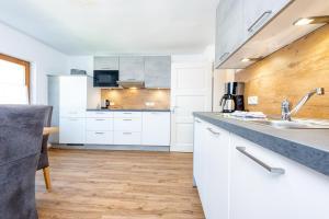Кухня или мини-кухня в AlpenLiving