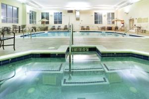 The swimming pool at or near Holiday Inn Hotel & Suites Beckley, an IHG Hotel