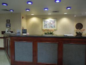 The lobby or reception area at Motel 6-Philadelphia, PA - Northeast