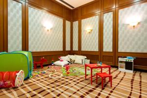 The kid's club at ACHAT Hotel Karlsruhe City