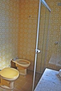 A bathroom at Hotel Ampiezza