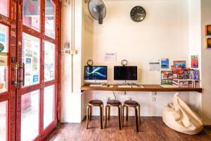 Küche/Küchenzeile in der Unterkunft S Inn Chinatown (SG Clean)