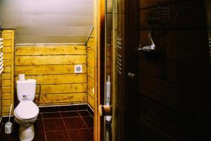 A bathroom at Vuyko