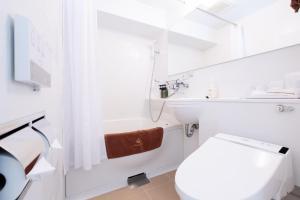 日本橋クリスタルホテルにあるバスルーム