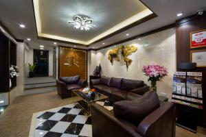 The lobby or reception area at Splendid Star Grand Hotel and Spa