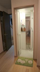 A bathroom at Sadie's Home
