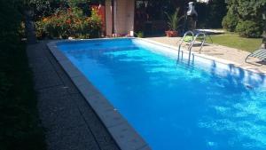 The swimming pool at or close to König Haus