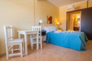 Una cama o camas en una habitación de Dos Mareas Home Apart
