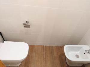 Ett badrum på Palma 54