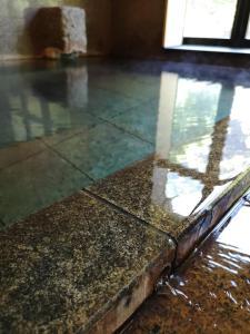 The swimming pool at or near Hiranoya