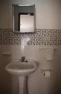 Un baño de Casa Los Jazmines