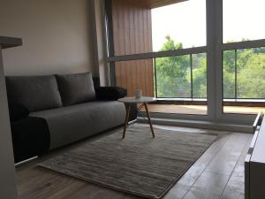 Posezení v ubytování Hills Apartaments