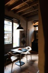 Zona de estar de Studio 17