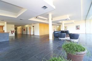 The lobby or reception area at Apartamento 4 - Golf