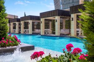 The swimming pool at or near The St. Regis Amman