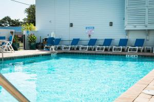 The swimming pool at or close to The Flagler Inn - Saint Augustine