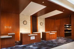 The lobby or reception area at The Westin Princeton at Forrestal Village