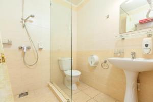 Ванная комната в Отель Регина Петровский