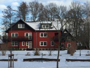 Ferienhof Spreewaldromantik im Winter