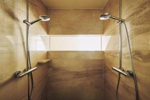 A bathroom at Prinsenhof