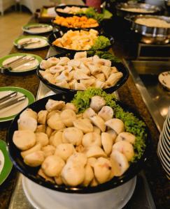 Eten bij of ergens in de buurt van het resort