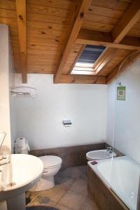 Un baño de Apartamentos Cuevas del Mar